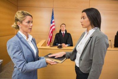 court - room